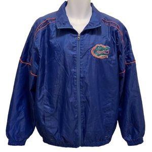 VTG 90s Florida Gators NCAA Full Zip Jacket M